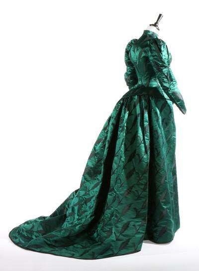 Worth_Green Dress11