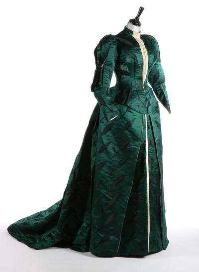 Worth_Green Dress2