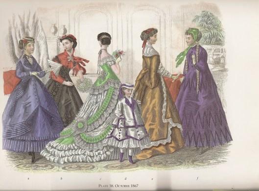 Godeys Oct 1867
