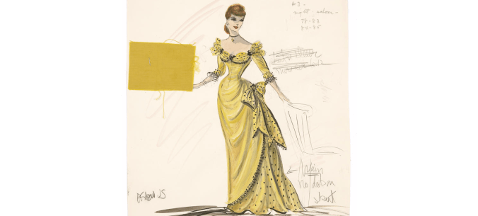 Rhonda Fleming_Yellow Dress3