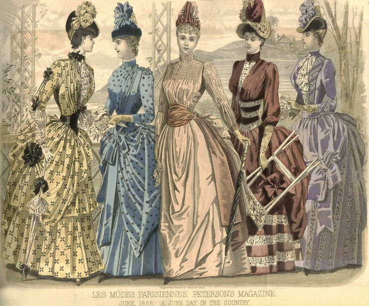 More Wedding Fashions Of The 1880s | Lily Absinthe