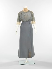 Jeanne Paquin, Walking Suit, Spring/Summer 1910; Metropolitan Museum of Art (2009.300.474a–d)