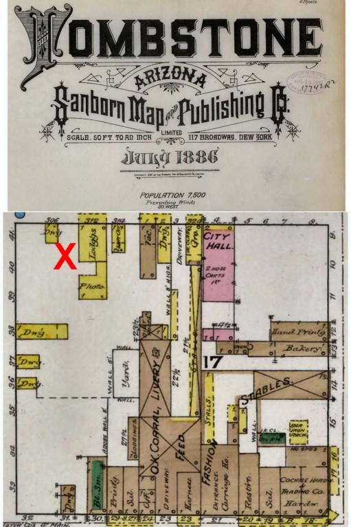 Sanborn Insurnance Map1
