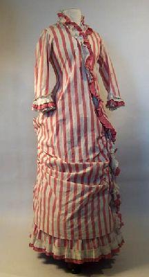 Day Dress 1880 - 1882