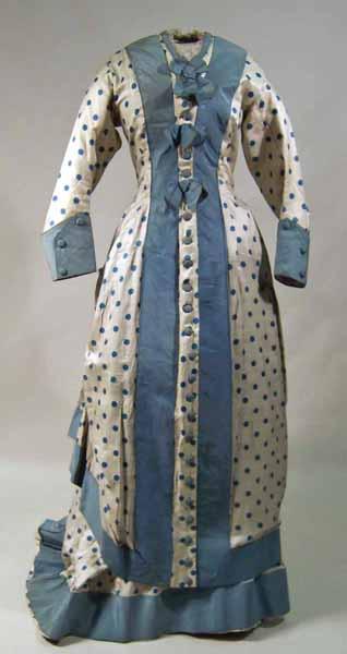 Day Dress 1876 - 1878
