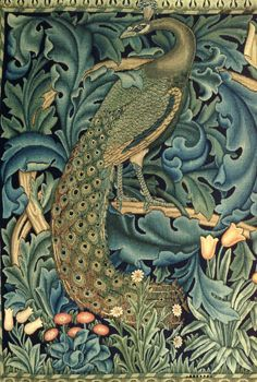 William Morris Forest Tapestry