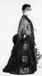 Afternoon Dress 1885 - 1886 Day