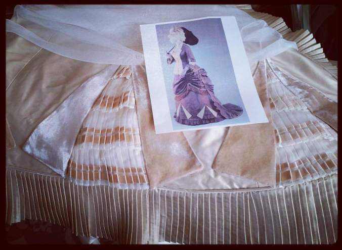 Lily Absinthe Bridal Gown
