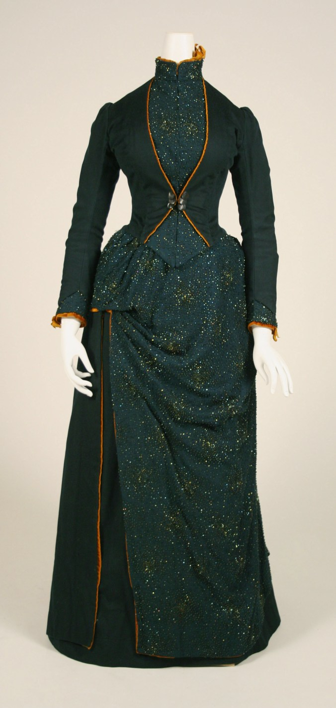 Day Dress 1887