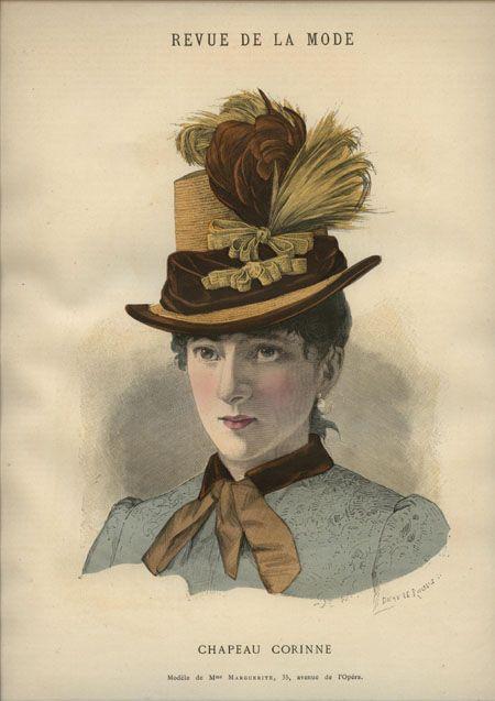 La Mode Illustree April 1884