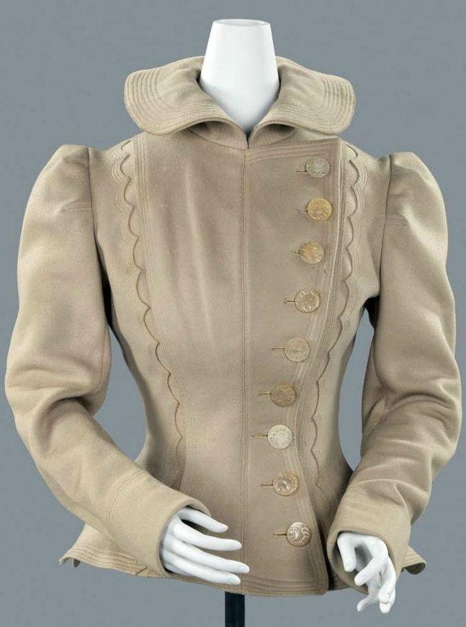 Cycling Jacket 1898 - 1900