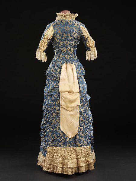 Day Dress Princess Line V&A 1870 - 1880
