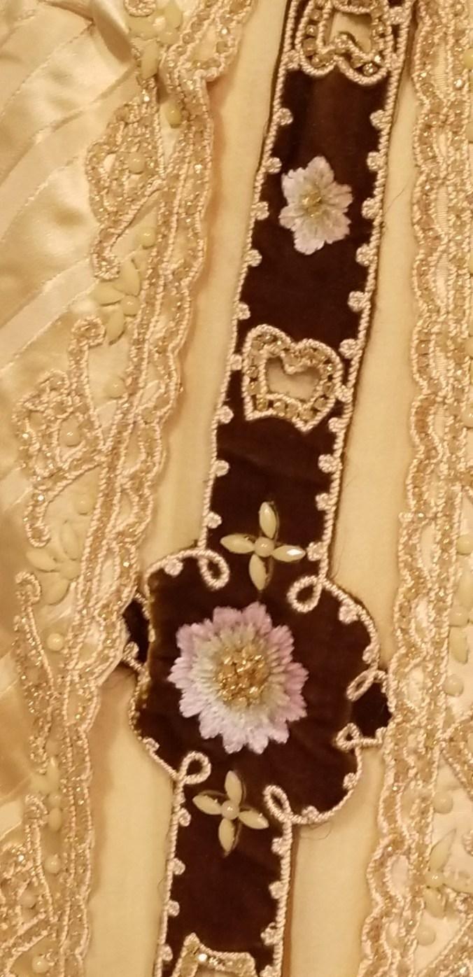 Evening Gown Maison Felix c. 1893