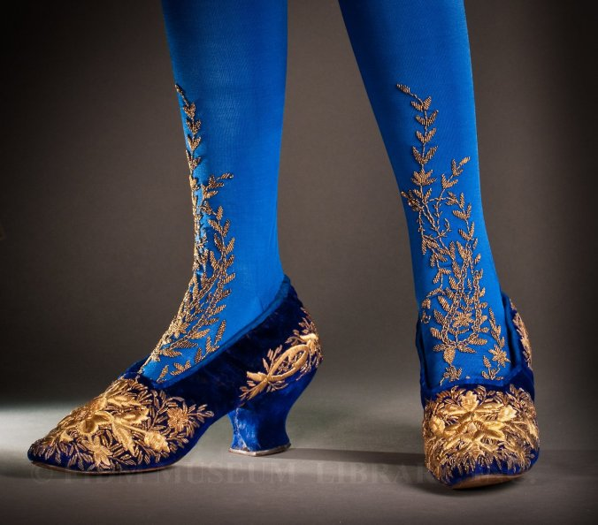Shoes Footwear c. 1890s