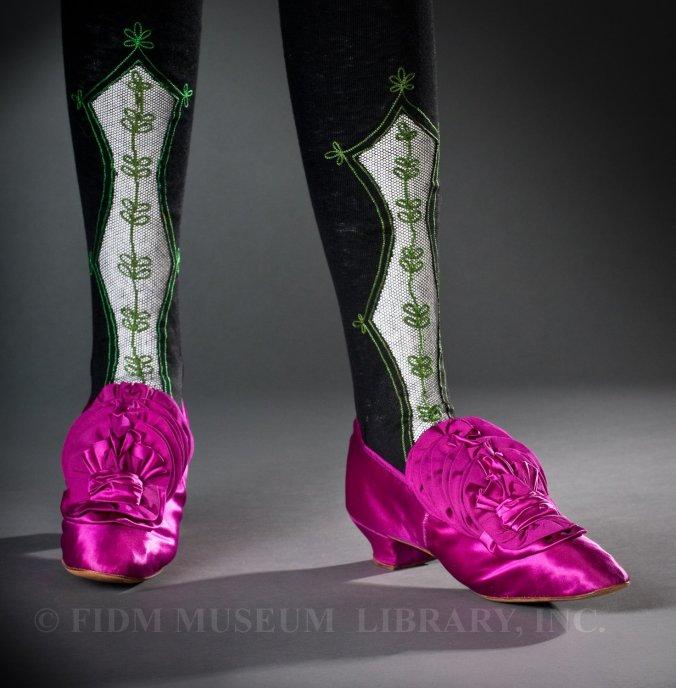 Shoes Footwear c. 1870