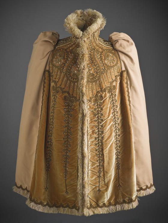 Cloak Mantle Pingat c. 1891