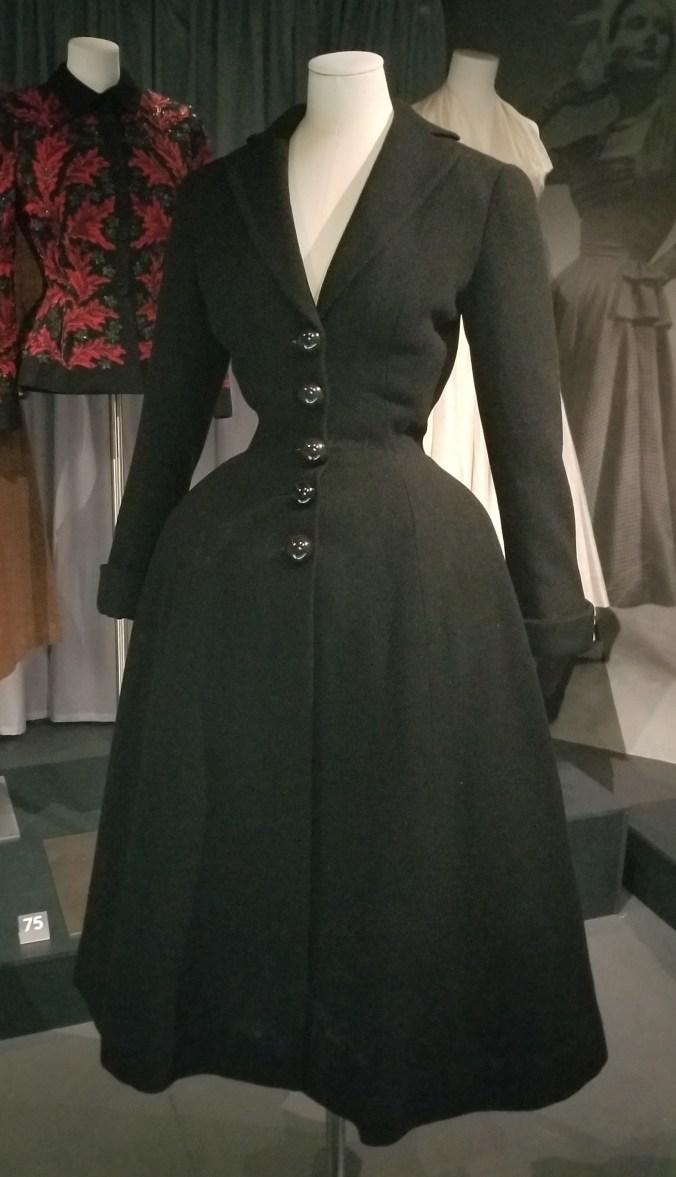 New Look Dior 1947 Fashion Museum Bath