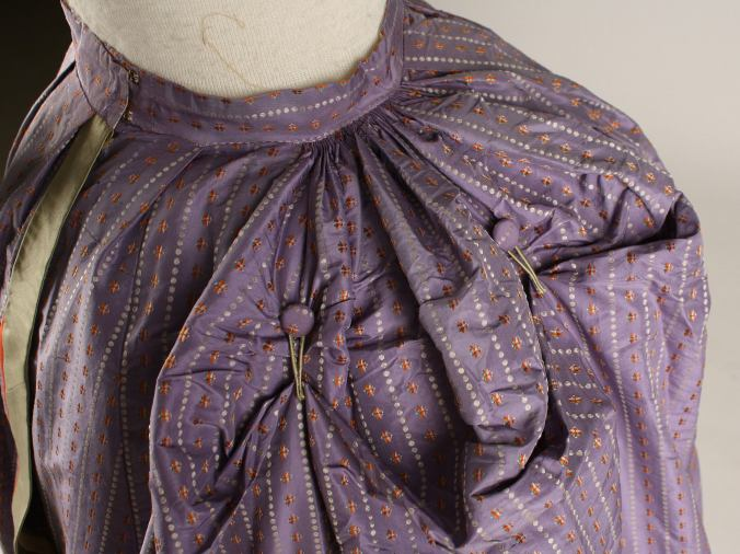 Day Dress c. 1872 - 1875