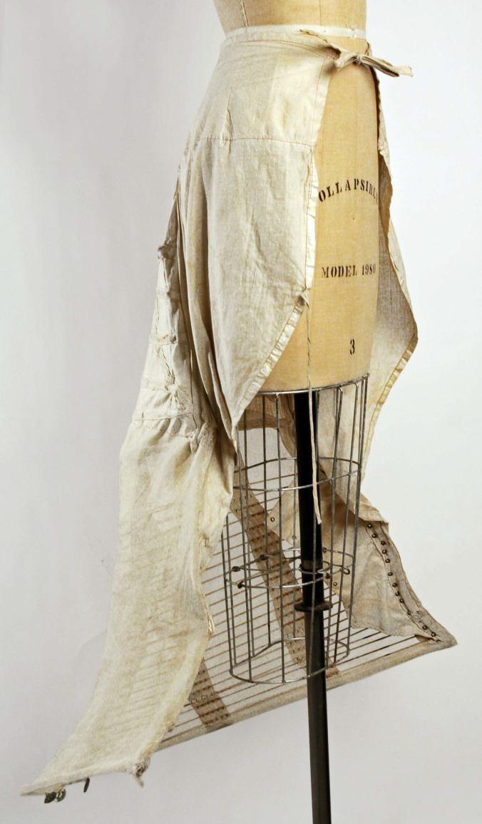 Bustle 1870 - 1888