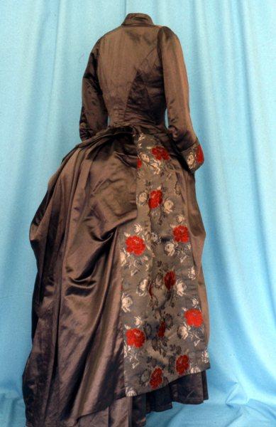 Day Dress c. 1885
