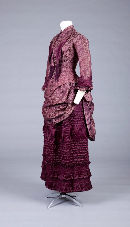 Day Dress c. 1883 - 1889