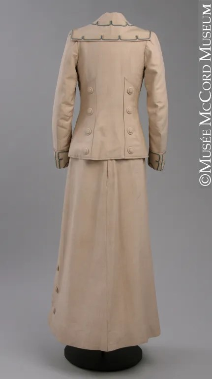 Walking Suit c. 1912