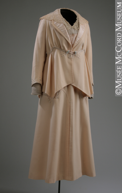 Walking Suit 1915