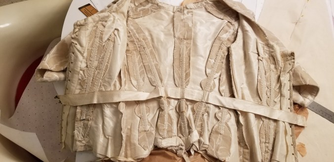 Worth Bodice c. 1900