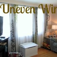 Pesky Uneven Window
