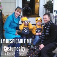 Despicable Me: DIY Gru Costume