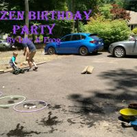 Frozen Birthday Party Games, Printables & Decorations