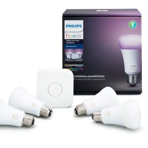 Philips Hue White & Color Starter Kit