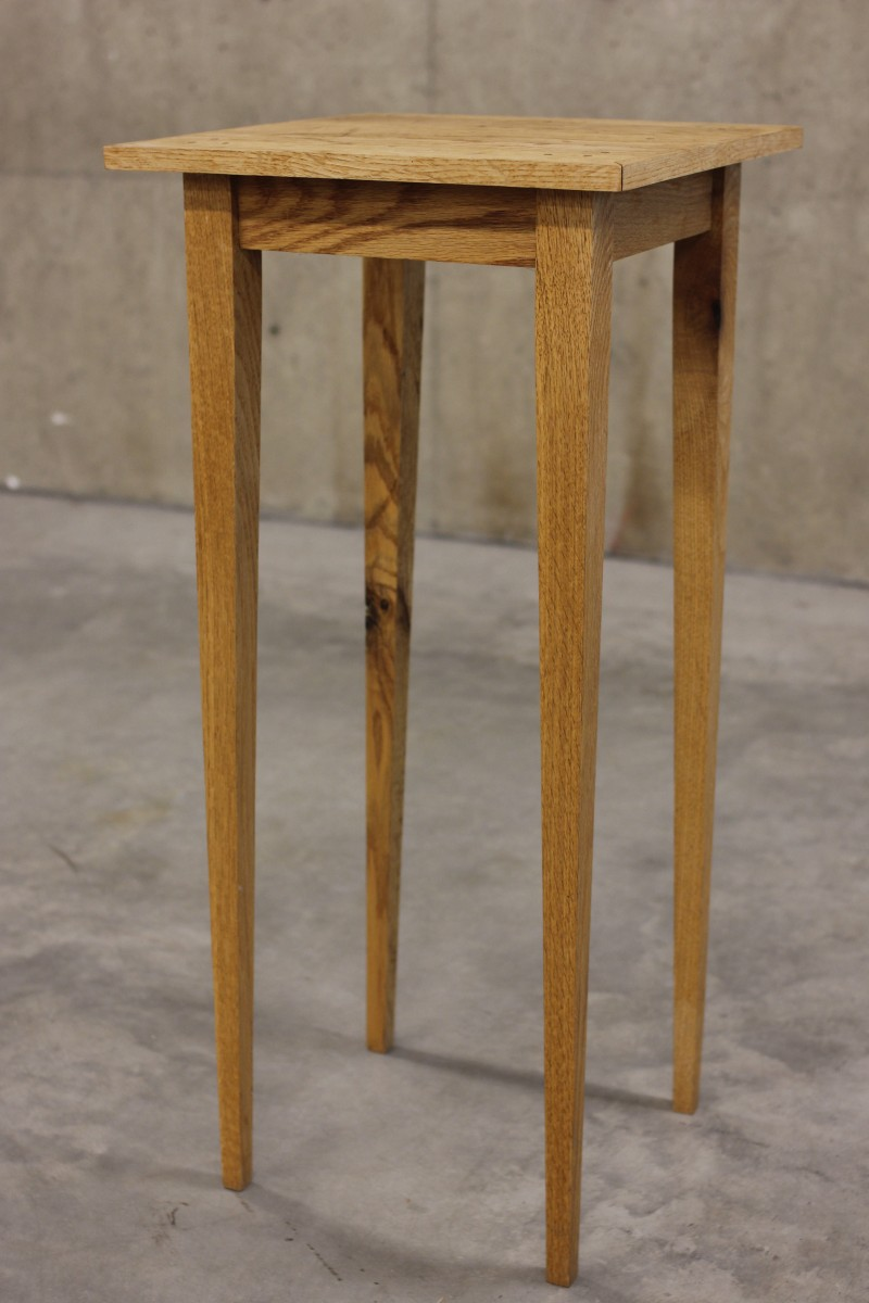 tall end table lily smith