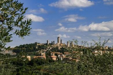 Italy Toscana San Gimignano