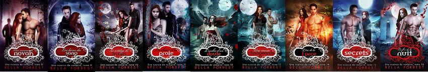 Une nuance de vampire: L'histoire de Rose et Caleb
