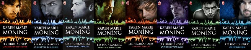 La série: Les Highlanders