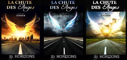 La trilogie: La chute des Anges