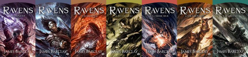 Les Chroniques et Les Légendes des Ravens