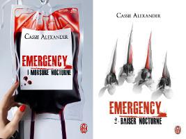 Emergency, les deux premiers tomes