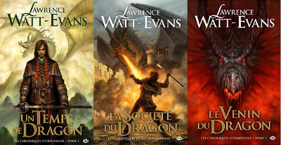 Les Chroniques d'Obsidienne par Lawrence Watt-Evans