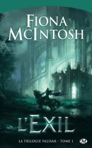 La Trilogie Valisar, tome 1: L'Exil