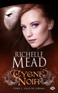 Cygne noir, tome 1: Fille de l'Orage