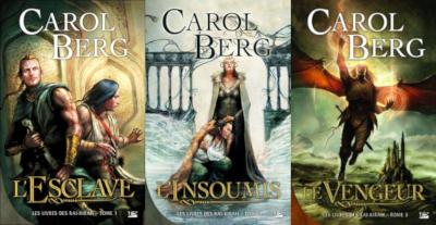 La trilogie: Les Livres des rai-kirah