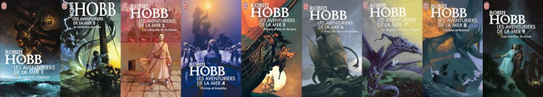 Les Aventuriers de la mer de Robin Hobb
