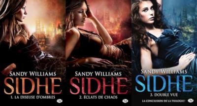 La trilogie Sidhe