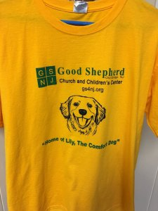 Lily the Comfort Dog Shirt