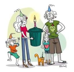 trucs et astuces pour une vie au naturel et des fêtes écologiques, pratiques et responsables