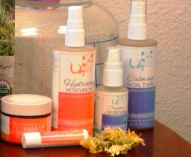 natural skin care awards