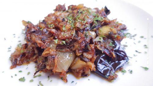 Salade cuite cuite chabbat salade cuite aubergine oignons salade cuite aubergine cookeo