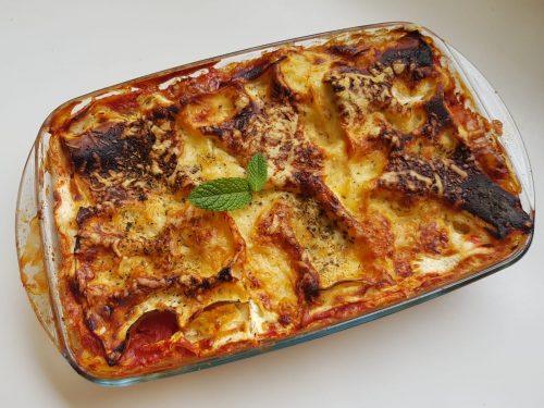 Lasagnes aux légumes express lilygourmandises blogculinaire recettes de lasagnes faciles